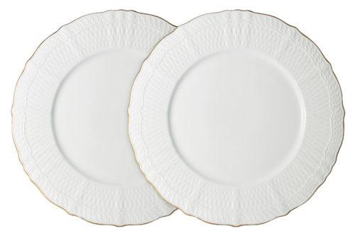 Набор из 2-х обеденных тарелок Бьянка