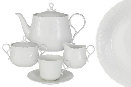 Чайный сервиз 17 предметов на 6 персон Шёлк Наруми