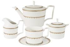 Чайный сервиз из 15 предметов на 6 персон Золотой замок