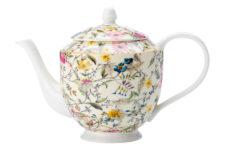 Чайник Летние цветы в подарочной упаковке