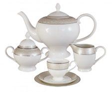 Чайный сервиз Антуанетта 21 предмет на 6 персон