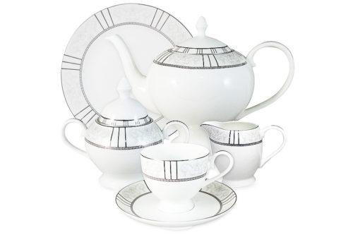 Чайный сервиз Шенонсо 21 предмет на 6 персон