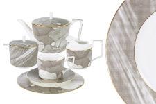 Чайный сервиз Лунная соната 21 предм.на 6 персон