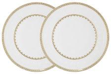 Набор из 2-х обеденных тарелок Золотой замок