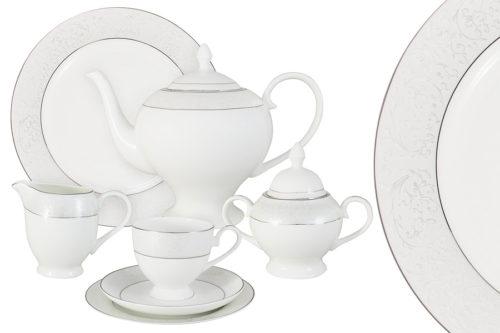 Чайный сервиз Мелисента 40 предметов на 12 персон