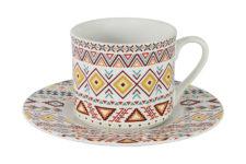 Чашка с блюдцем Ацтека