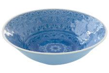 Салатник (голубой) Ambiente без инд.упаковки