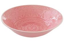 Салатник (розовый) Ambiente без инд.упаковки