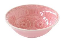Салатник малый (розовый) Ambiente без инд.упаковки