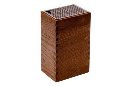 Блок для ножей Legnoart, серия MISTERY BOX, ясень