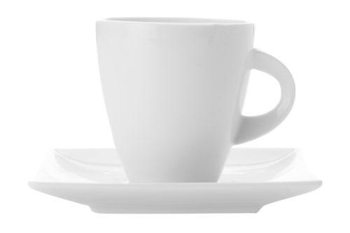 Чашка с блюдцем большая Восток-Запад без инд.упаковки
