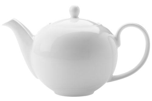 Чайник Белая коллекция в подарочной упаковке