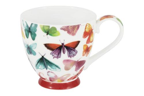 Кружка Танец бабочек в цветной упаковке