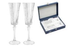 Набор из 2-х бокалов для шампанского Perlato