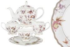 Чайный сервиз Фантазия 21 предмет на 6 персон