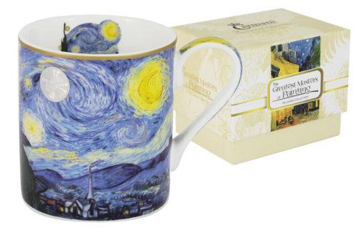 Кружка Звёздная ночь (Ван Гог)