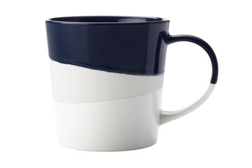 Кружка Ньюпорт (синяя) без инд.упаковки