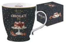 Кружка Hot Chocolate в подарочной упаковке