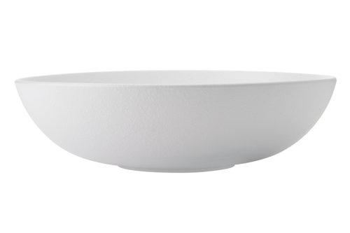 Салатник большой Икра (белая) без инд.упаковки