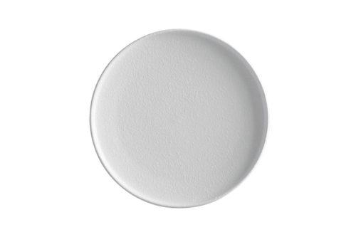 Тарелка закусочная Икра (белая) без инд.упаковки