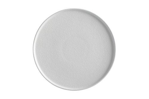 Тарелка обеденная Икра (белая) без инд.упаковки
