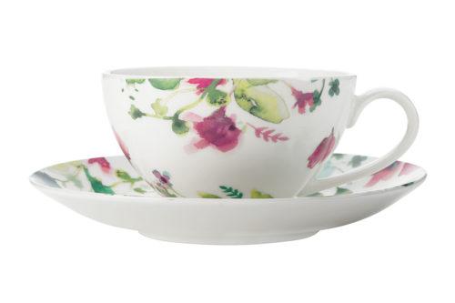Чашка с блюдцем Primavera без инд.упаковки