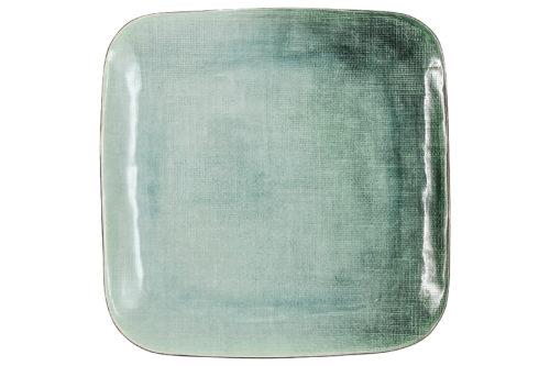 Тарелка обеденная квадратная Canvas в инд.упаковке