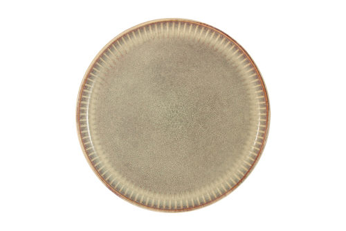 Тарелка закусочная Comet (песочный) в инд.упаковке.