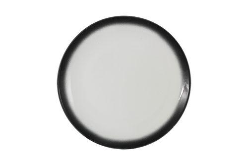 Тарелка закусочная Икра (гранит) без инд.упаковки