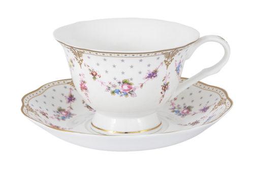 Чашка с блюдцем Ла-Рошель