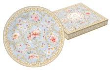 Тарелка десертная (голубая) Majestic в подар.упаковке