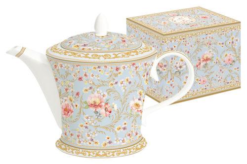 Чайник (голубой) Majestic в подар.упаковке