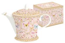 Чайник (розовый) Majestic в подар.упаковке
