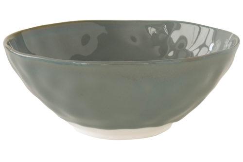 Салатник (серый) Interiors без инд.упаковки