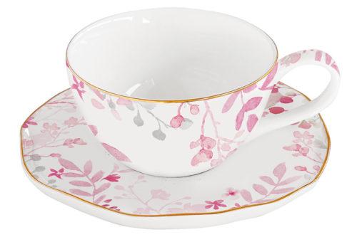 Чашка с блюдцем Парадайз без инд.упаковки