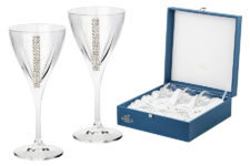 Набор из 6 бокалов для вина Регина Сваровски