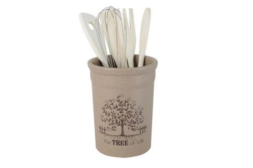 Подставка под кухонные инструменты Дерево жизни