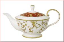 Набор чайник заварочный и сахарница Наруми Анатолия