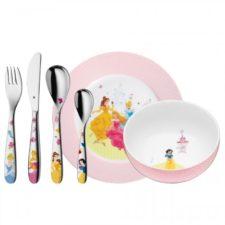 Набор детской посуды 6 предметов Princess WMF