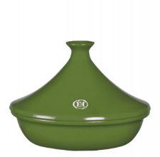 Тажин керамический 3л, 32 см Emile Henry (цвет: лавровый лист)