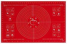 Лист кулинарный 40 х 60 см Mastrad, цвет красный, в подарочной упаковке