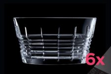 Набор салатников (6шт) MACASSAR Cristal d'Arques 12см