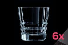 Набор салатников (6шт) RENDEZ-VOUS Cristal d'Arques 12см