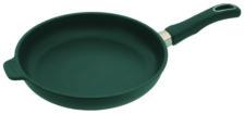 Сковорода индукционная низкая 24 х 4 см Gastrolux со съемной ручкой