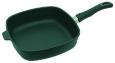 Сковорода индукционная высокая 26 x 26 см, h=7 см Gastrolux со съемной ручкой