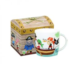 "Чашка Churchill в коробке 285 мл ""Пираты"" от Little Rhymes"