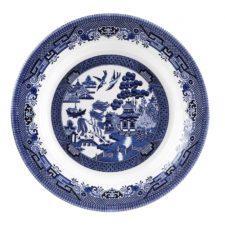 Салатник Churchill 24 см Голубая ива