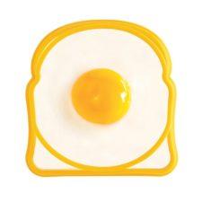 Форма для яичницы Тост Mastrad, цвет желтый, набор из 2 шт, в подарочной упаковке
