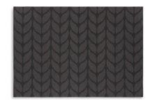 Сервировочные маты 45 х 32 см, Soft Wool Grey Day Drap 2 шт