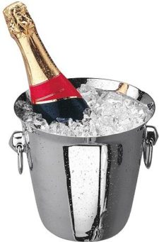 Ведро для охлаждения шампанского Vinzer 69252